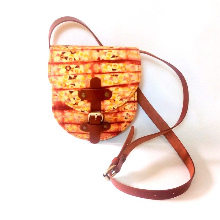 kuru bag light orange