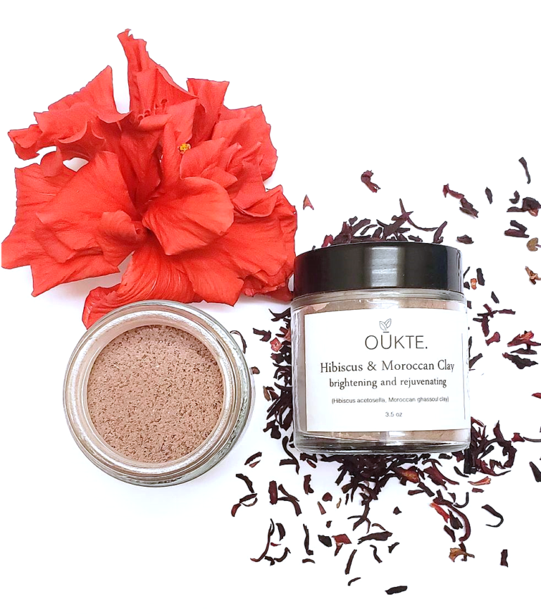 Hibiscus Ghassoul Clay