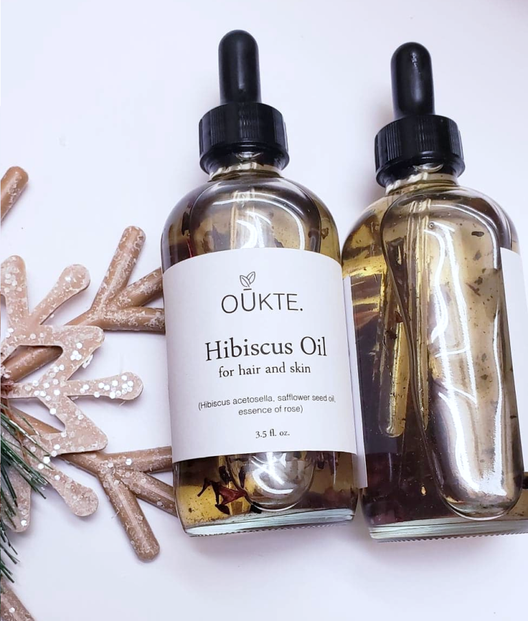 Hibiscus Oil Holiday